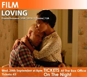 The Nenagh Arts Centre Presents Loving