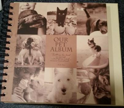 Pet Album