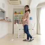 床の拭き掃除について。簡単ではなく『単純』に床を掃除する