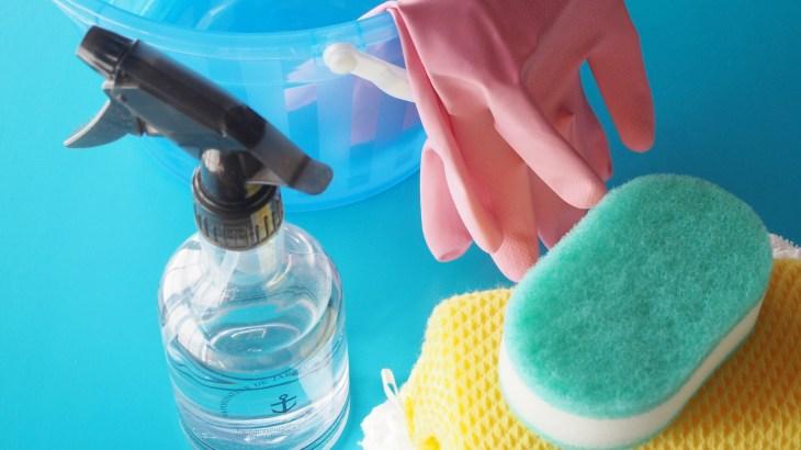 掃除の手袋は使い捨てが便利!種類を使い分けて効率もアップ