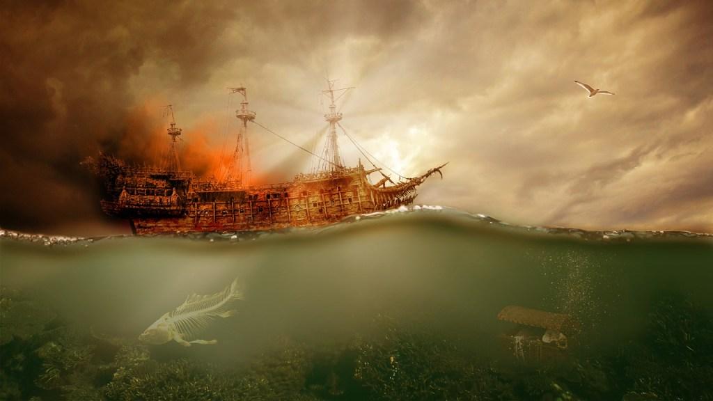 海賊と呼ばれた