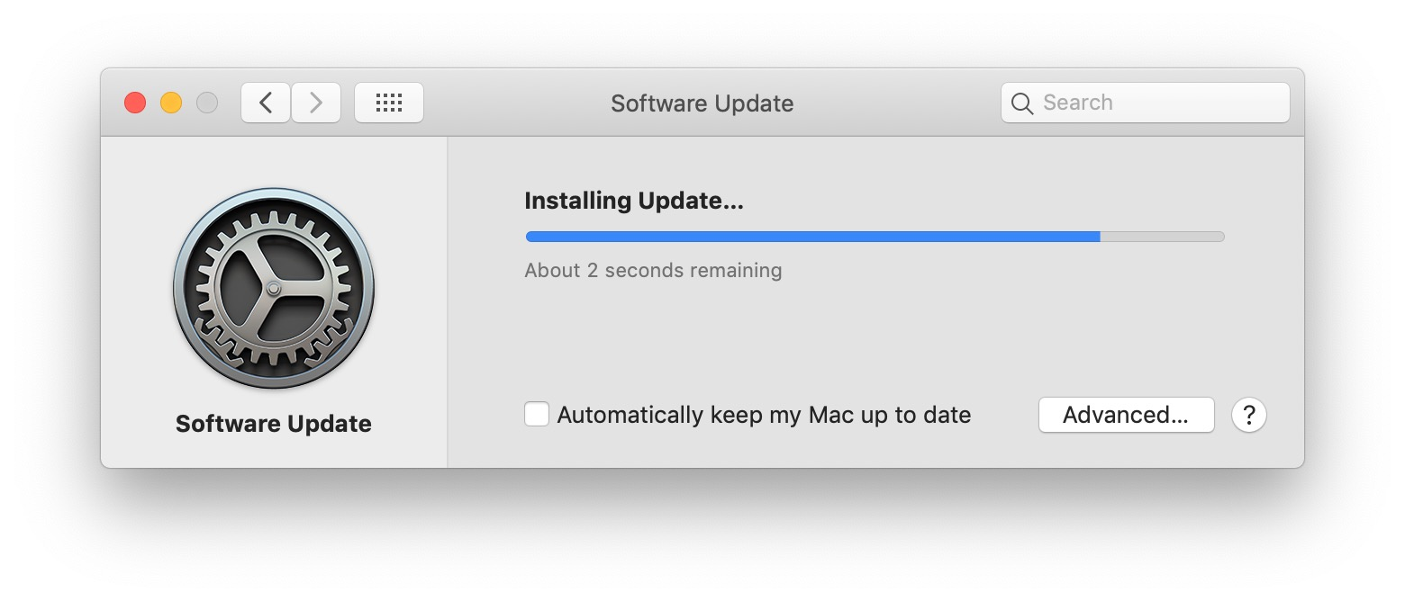 How to Selectively Install Updates from MacOS Software Update