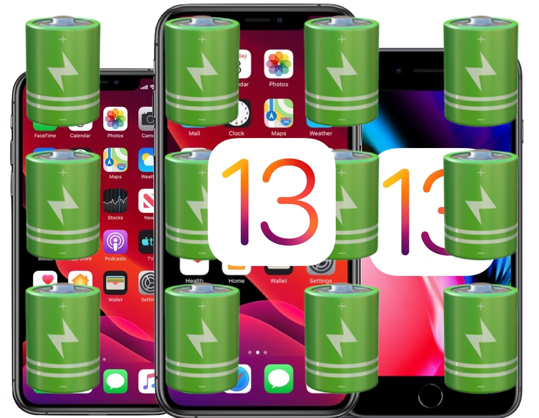 iOS 13 Battery Life Bad? Tips to Fix Battery Drain in iOS 13