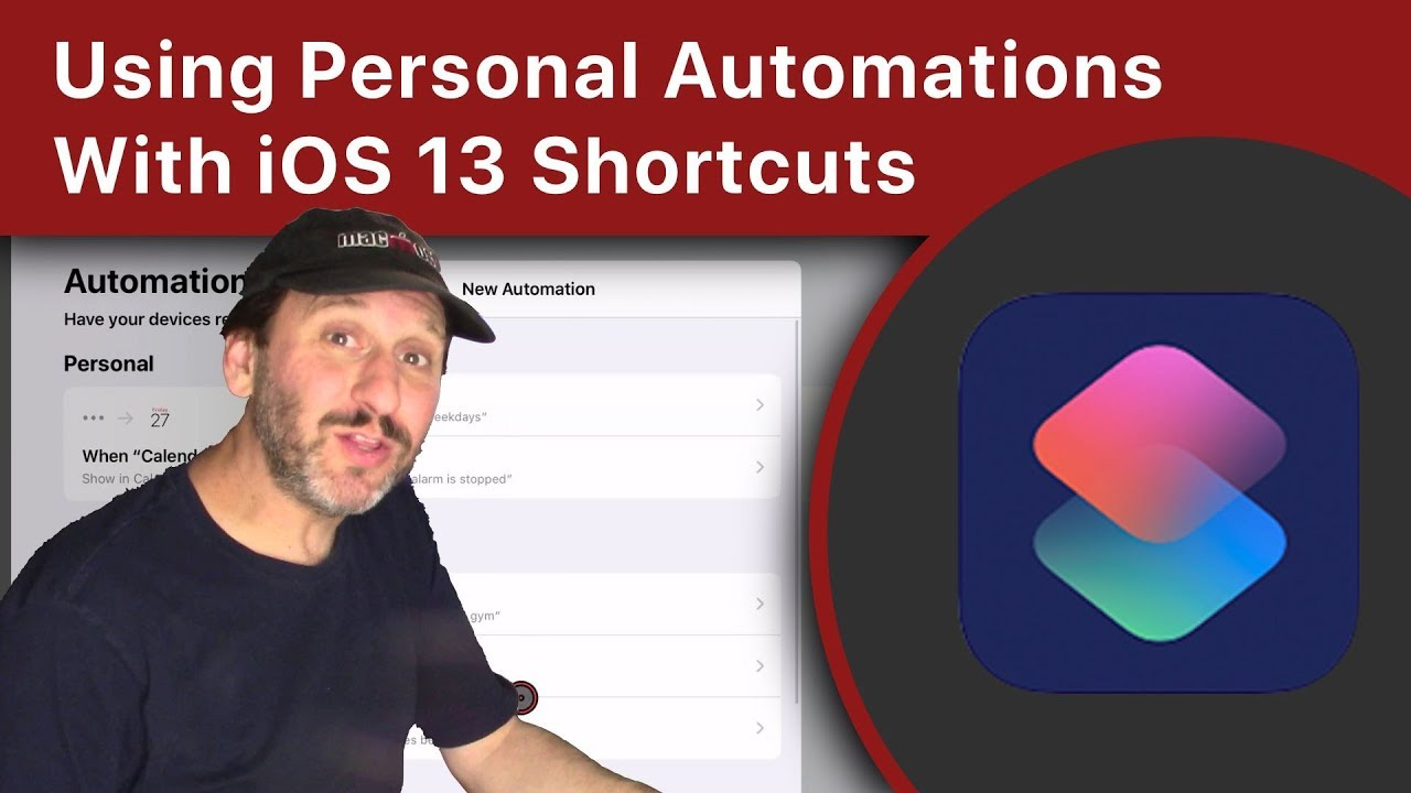 Using Personal Automations With iOS 13 Shortcuts
