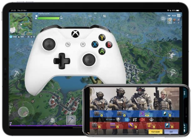 How to use Xbox One controller with iPhone or iPad
