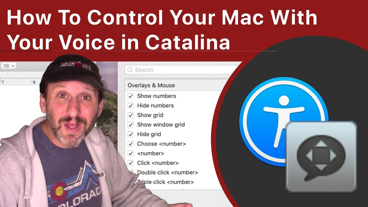 How To Control Your Mac With Your Voice