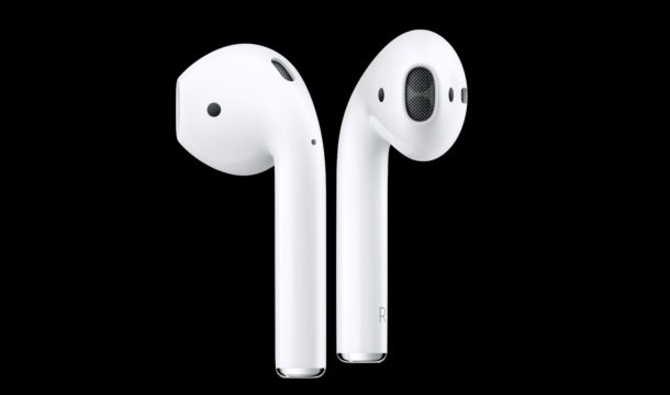 Answering and ending phone calls on AirPods