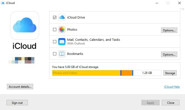 How to Access iCloud Drive Files from Windows PC