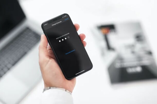 How to Switch to Four Digit Passcode on iPhone