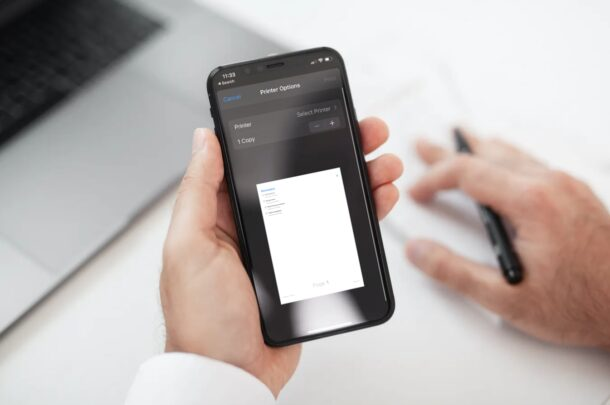 How to Print Reminders Lists from iPhone & iPad