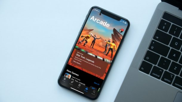 How to Get Notified of New Apple Arcade Games