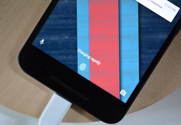 Nexus 5X , Touchscreen