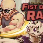 Corbuzier's Fist Of Rage