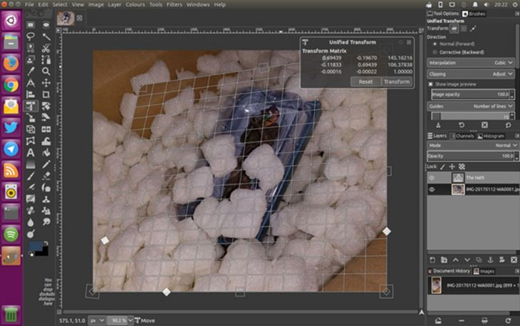 Tips Mengubah Ukuran Gambar Menggunakan Gimp di Linux