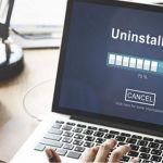 Tips Mudah Uninstall Aplikasi Maupun Game Di Laptop