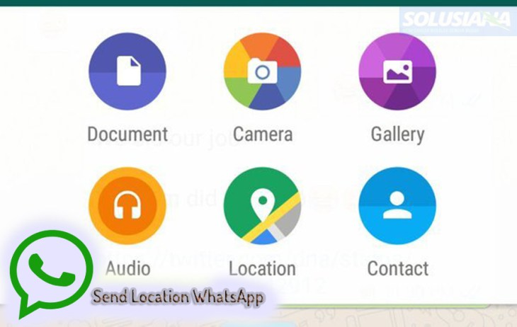 Location WhatsApp