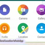 Location WhatsApp