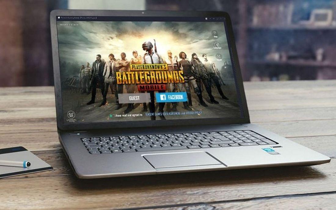 Laptop Game PUBG