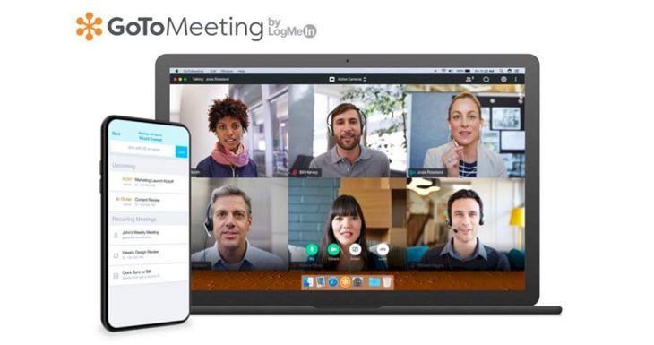 Aplikasi GoToMeeting