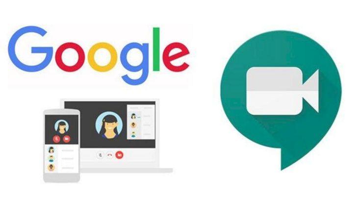Aplikasi Google Meet