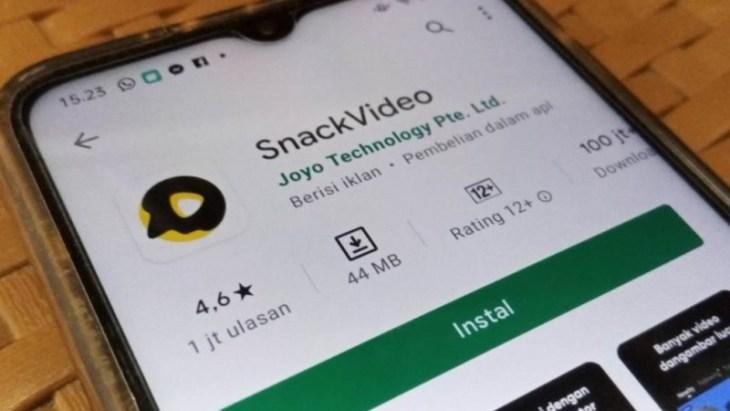 Cara Video Tidak Tampil di Lokasi Sekitar (Snack Video)