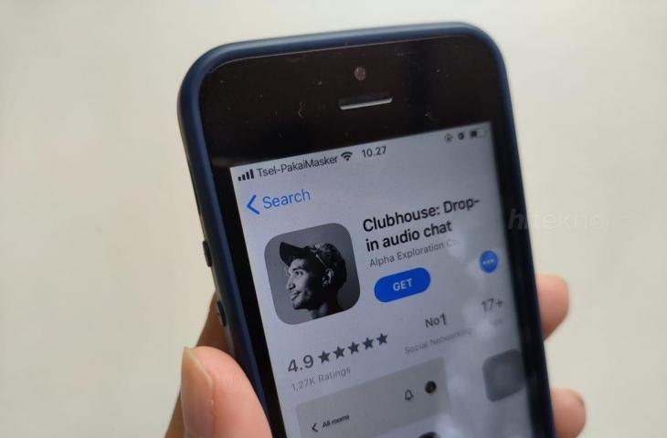 Aplikasi Clubhouse Sudah Tersedia di Google Play Store