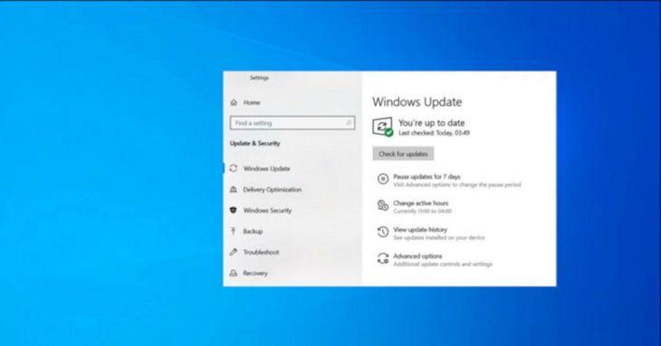Cara Mudah Menghapus Pembaruan Windows 10