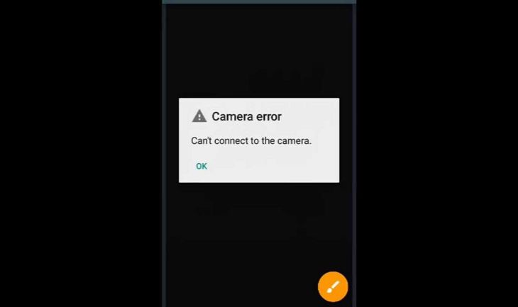 Cara Mengatasi Kesalahan Kamera Gagal