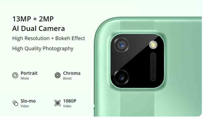 Reame C11 Camera