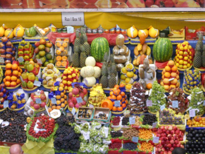 Mercado Centrale San Paolo Brasile