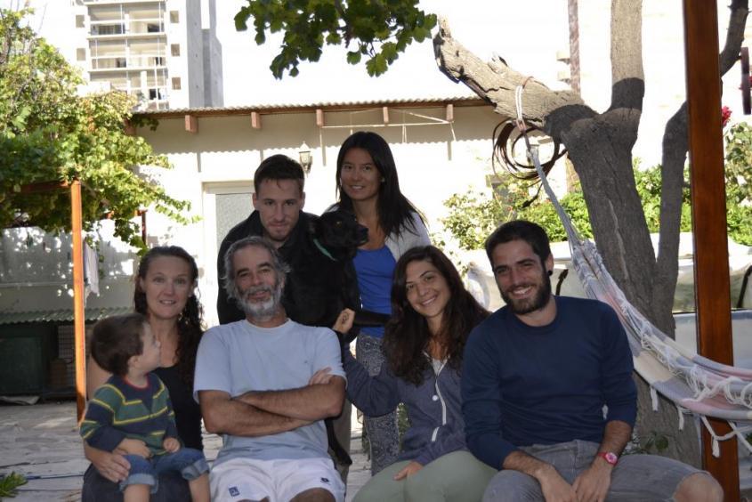 Nuova famiglia argentina a Puerto Madryn