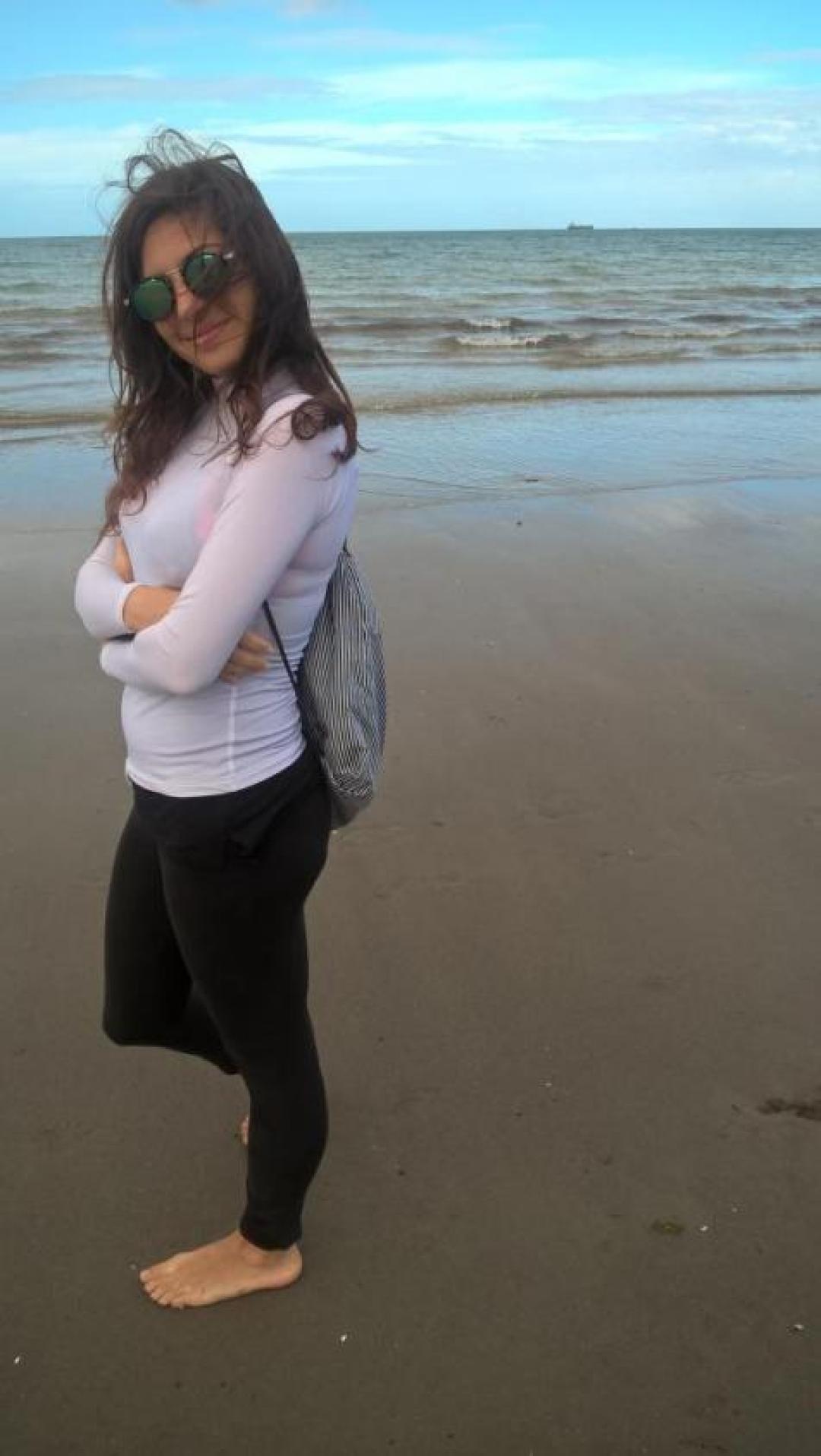 Spiaggia Puerto Madryn Argentina