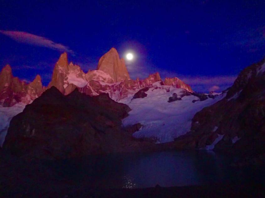 Parque Los Glaciares 2° parte: EL CHALTÉN ed il suo gioiello FITZ ROY