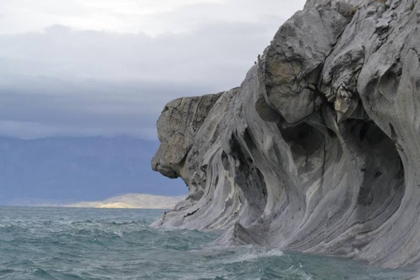 Tour a Las Capillas de Marmol o Grotte di Marmo di Puerto Rio Tranquilo