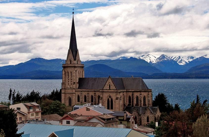 Cattedrale di San Carlos de Bariloche in Argentina