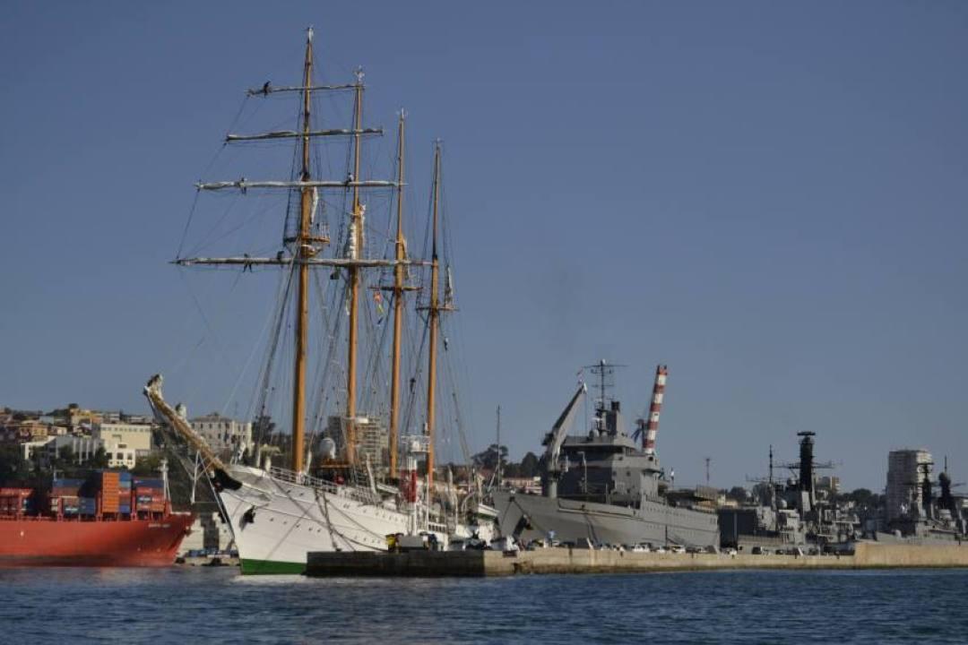 Escursione in barca a Valparaiso in Cile