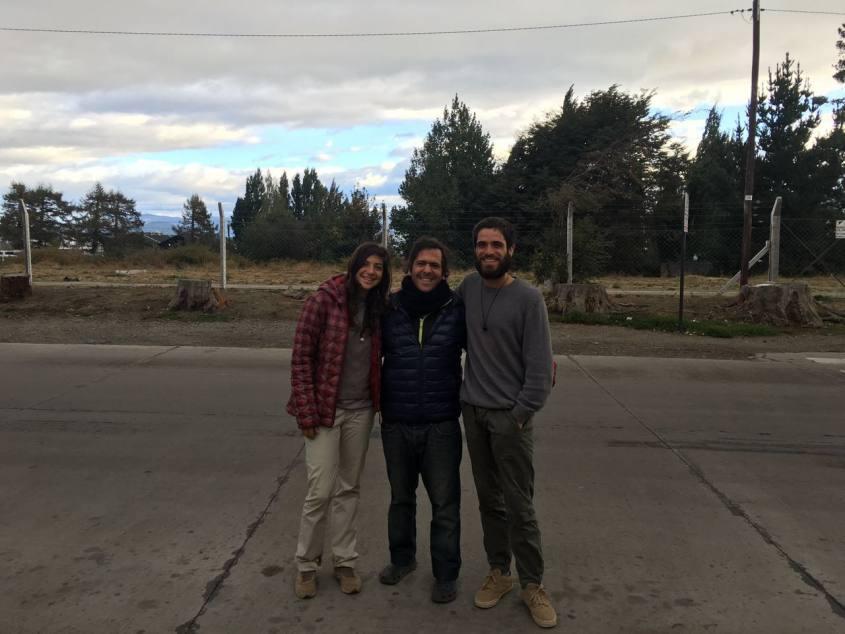 Foto al terminal di bus di San Carlos de Bariloche
