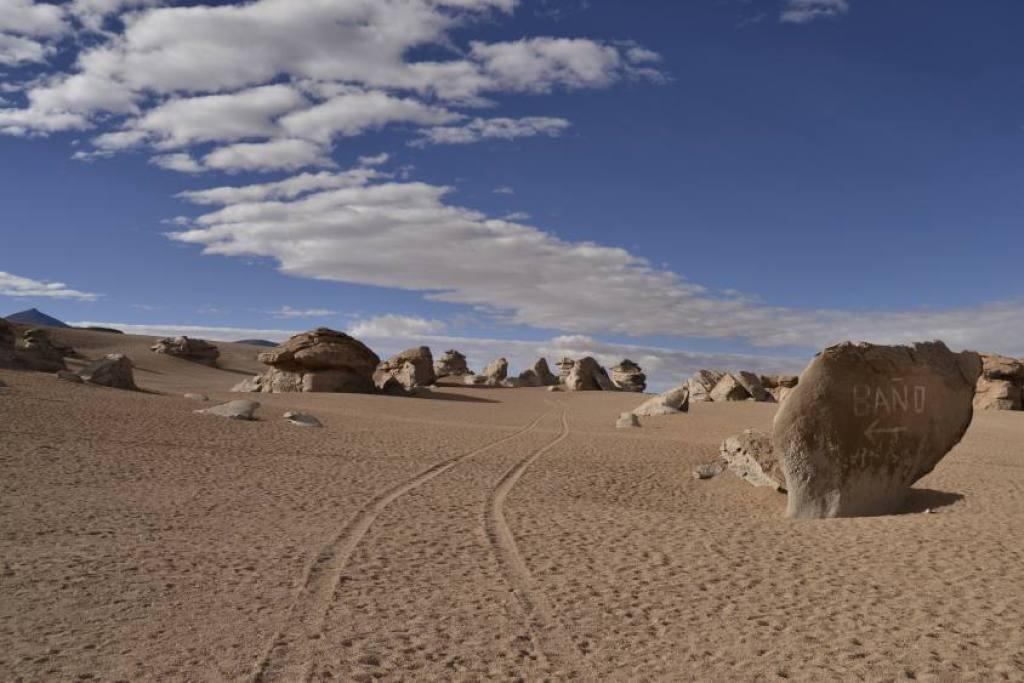 deserto di Siloli