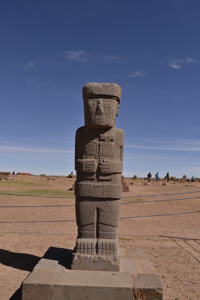 Statua Tiwanaku