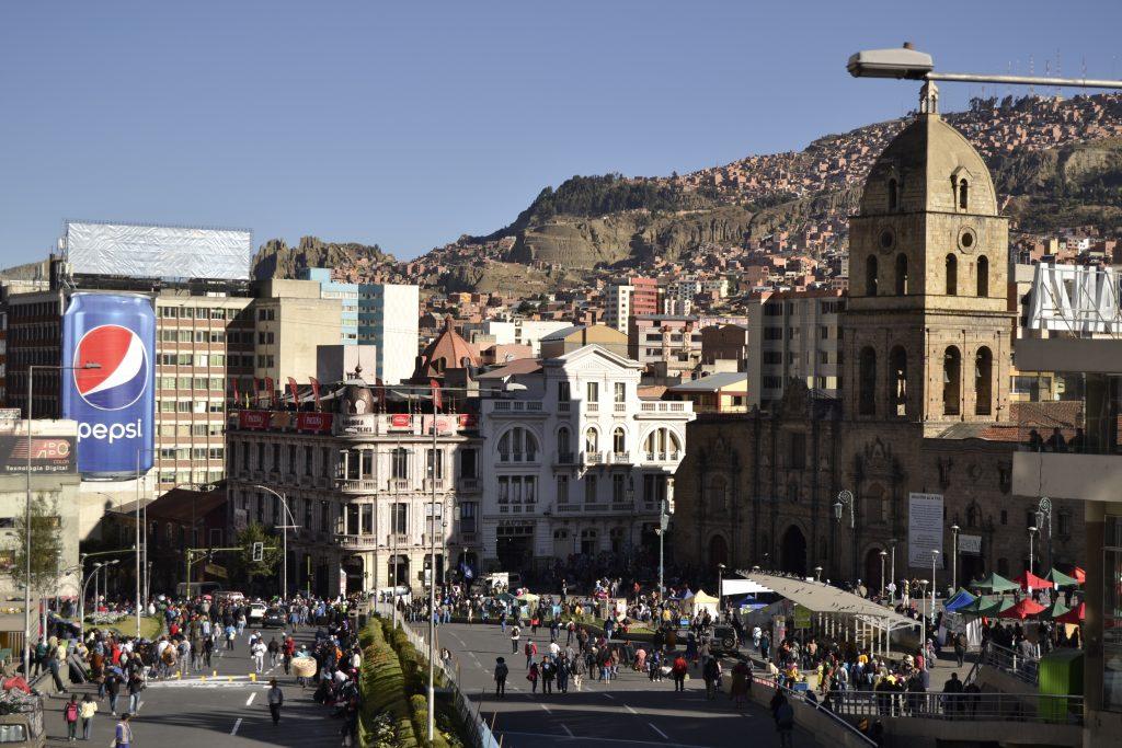 Plaza Mayor La Paz
