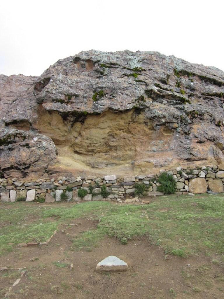 Roca Sagrada Isla del Sol