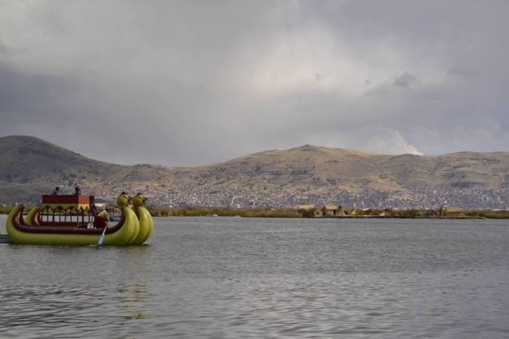 Isole Galleggianti Uros