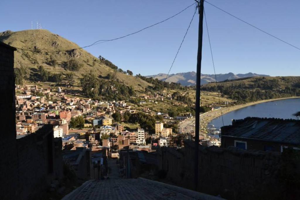 Verso il Cerro Calvario