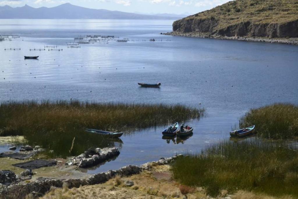 Chañi e Lago Titicaca