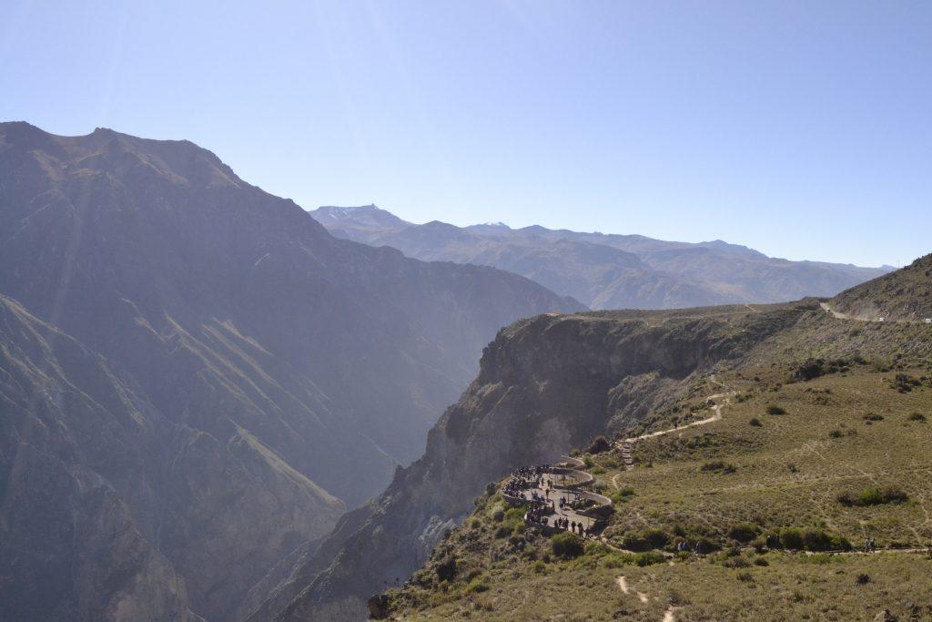 Cruz del Condor Canyon del Colca