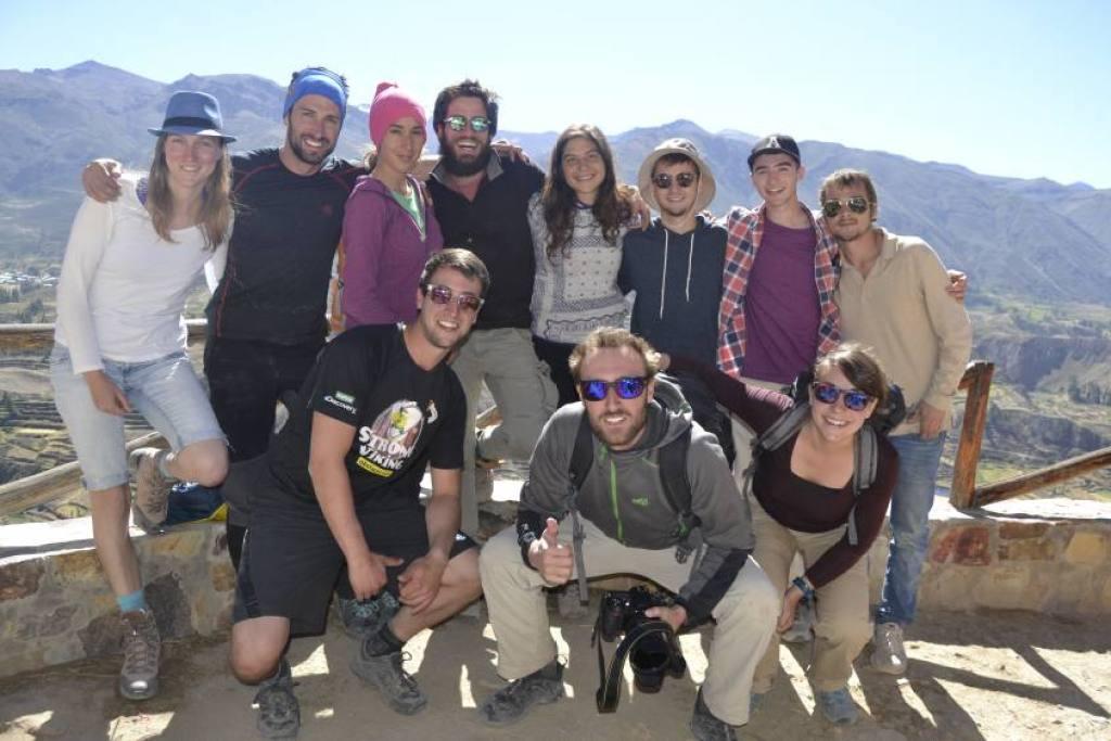 Gruppo Canyon Colca