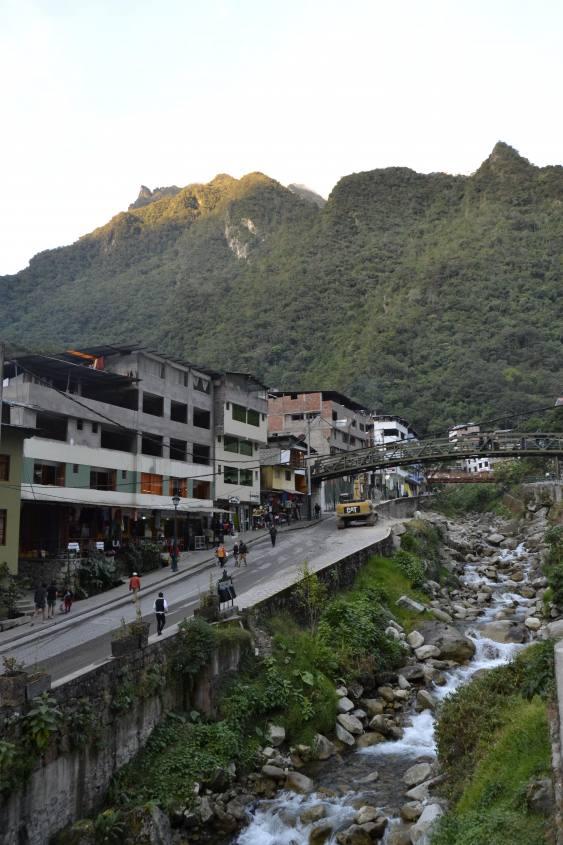 Aguas Calientes, il villaggio ai piedi di Machu Picchu