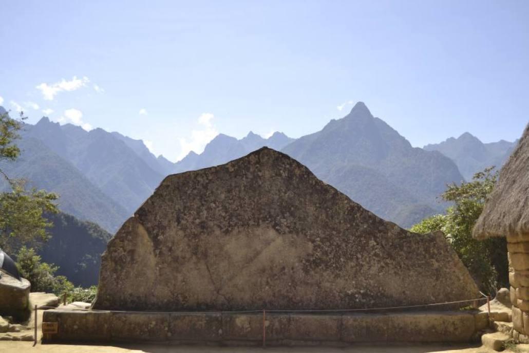Roccia Sagrada Machu Picchu