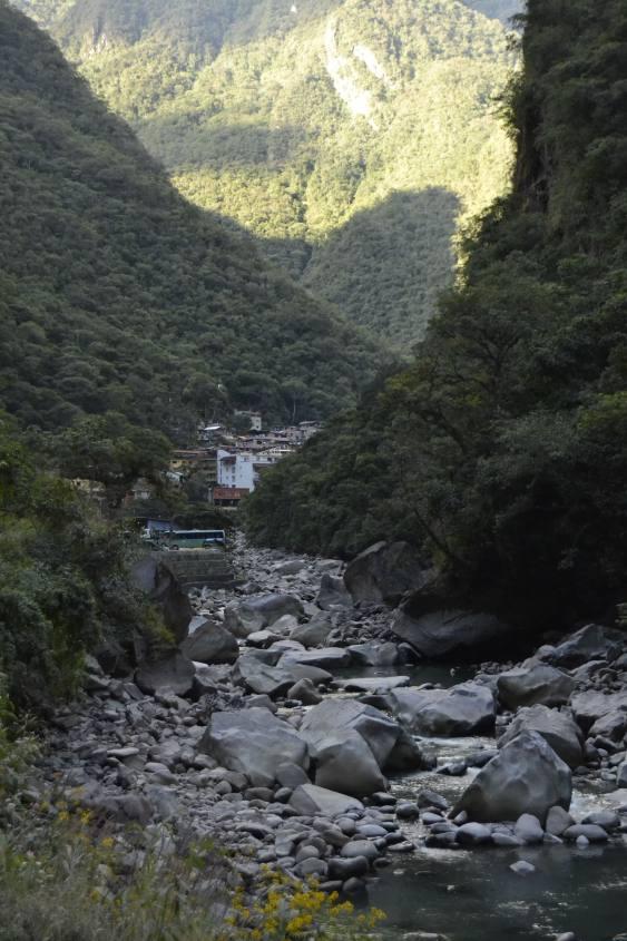Da Aguas Calinetes a Machu Picchu