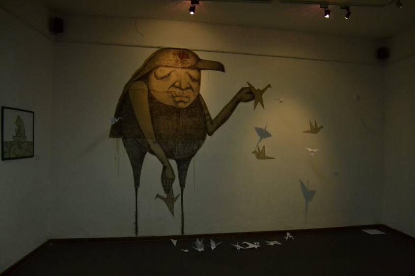 Opera nel Museo Contemporaneo di Cusco